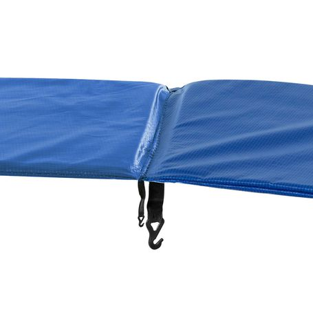 Upper bounce Super Trampoline Replacement Safety Pad (spring Cover) Fits for 15 Ft. Round Frames - Blue - image 3 of 6