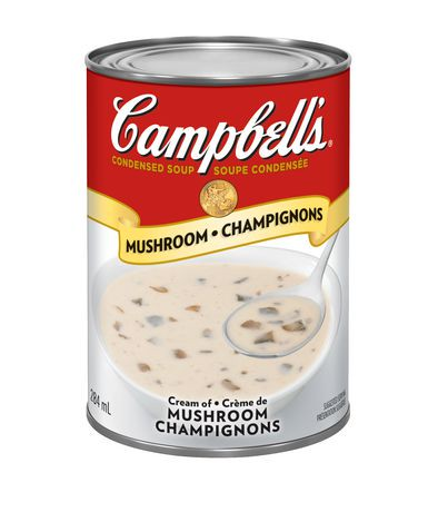 Campbell 39 S Condensed Cream Of Mushroom Soup Walmart Canada