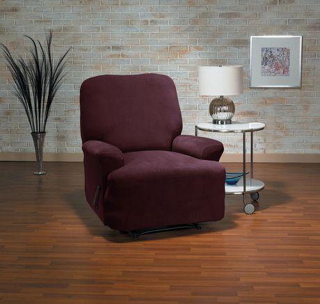 housse extensible pour fauteuil inclinable eastwood de sure fit walmart canada. Black Bedroom Furniture Sets. Home Design Ideas