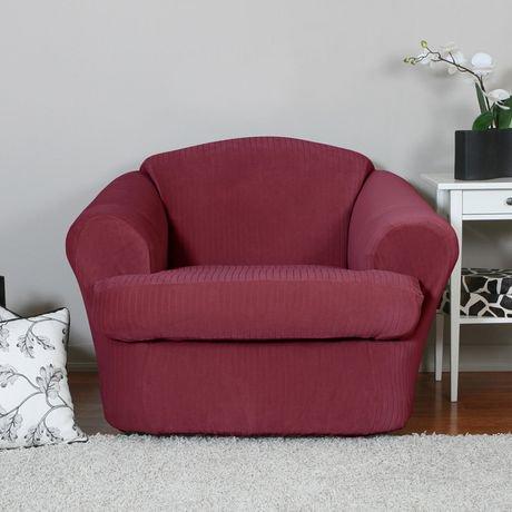 Housse extensible pour fauteuil spencer de sure fit for Housse extensible pour fauteuil