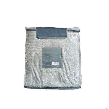 Couverture hometrends en micro-peluche - image 1 de 1