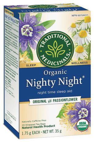 Bonne Nuit biologique Traditional Medicinals - image 1 de 2