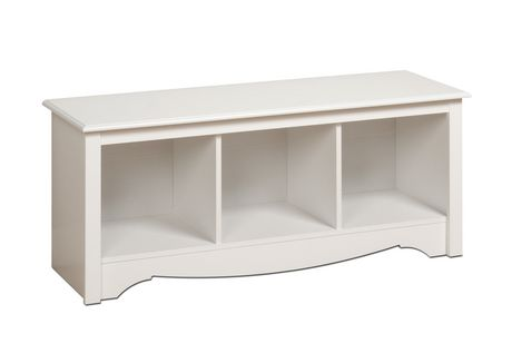 Cubbie Bench White - image 1 of 4