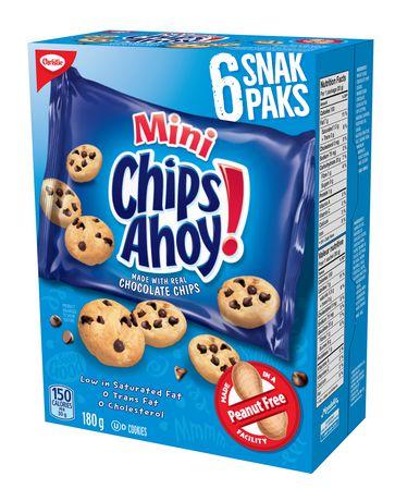 Mr. Christie Snak Paks Mini Chips Ahoy! - image 1 of 6