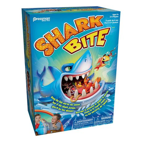 Pressman: Shark Bite Game - image 1 of 5
