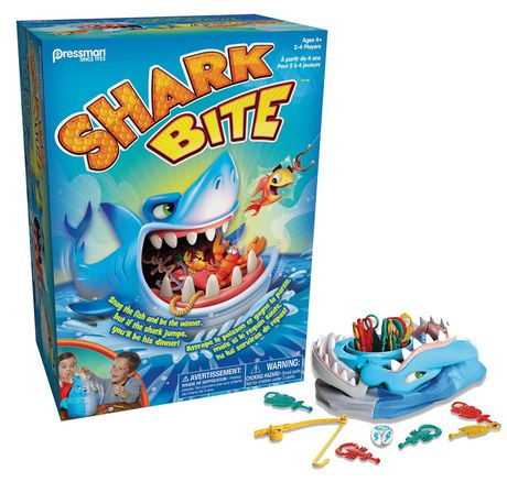 Pressman: Shark Bite Game - image 2 of 5