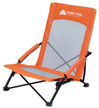 Ozark Trail Low Profile Arm Chair - image 1 of 5