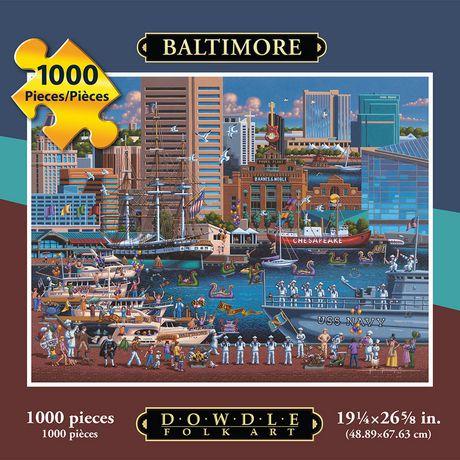 Baltimore - 1000 morceaux - image 1 de 3