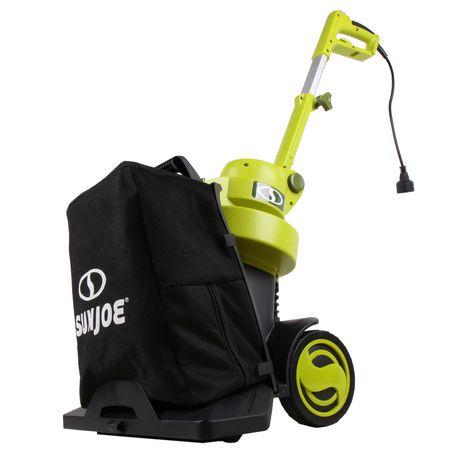 Sun Joe 3 In 1 Electric Blower Vacuum Mulcher Walmart