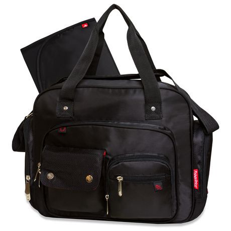 Fisher-Price Fast-Finder Deluxe Diaper Bag | Walmart.ca