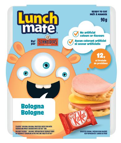 Schneiders Lunch Mate Bologna Kit - image 1 of 1