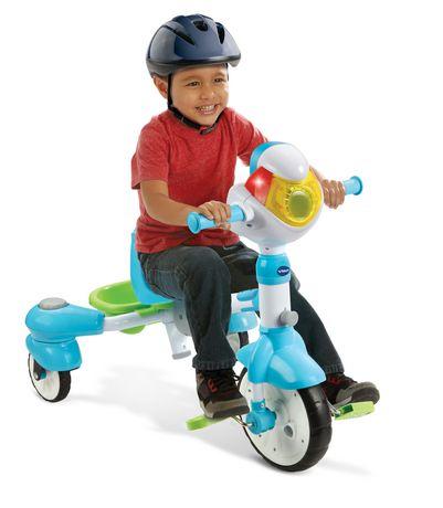 VTech Super tricycle interactif 4 en 1 - Version anglaise - image 4 de 9