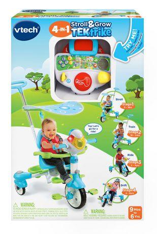 VTech Super tricycle interactif 4 en 1 - Version anglaise - image 9 de 9
