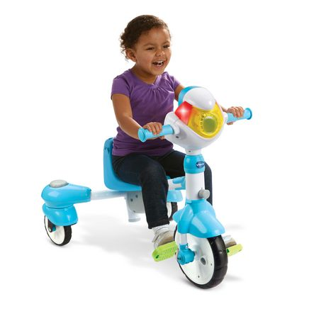 VTech 4-in-1 Stroll & Grow Tek Trike™ - French Version - image 9 of 9