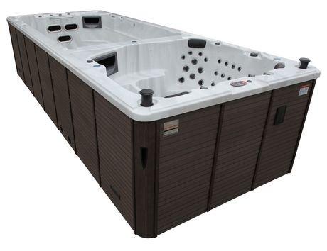 canadian spa co spa de nage st lawrence 20 pi 73 jets. Black Bedroom Furniture Sets. Home Design Ideas