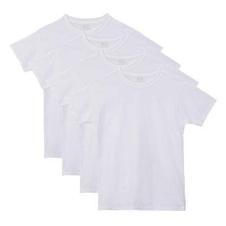 Fruit of the Loom Boys Breathable T-Shirt, 4-Pack - image 1 of 2