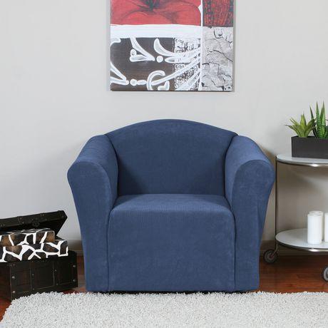 Housse extensible pour fauteuil dimples de sure fit for Housse california