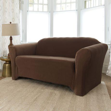Sure Fit Stretch Velvet Sofa Slipcover