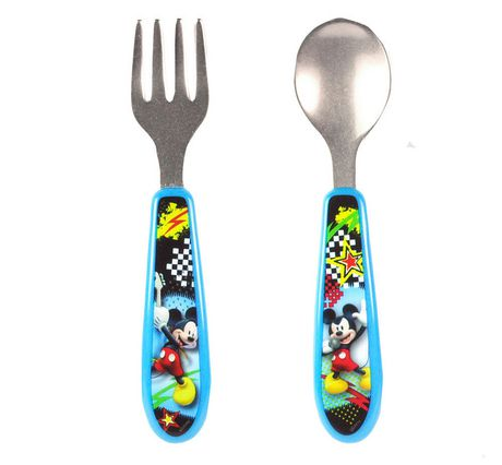 The First Years Disney Easy Grasp Flatware - image 1 of 2