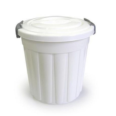 Mistral® 24L Multi Purpose Can - White - image 1 of 1