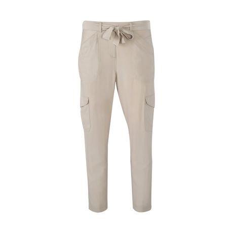 Unique Womens Skinny Cargo Pants - Pant Olo