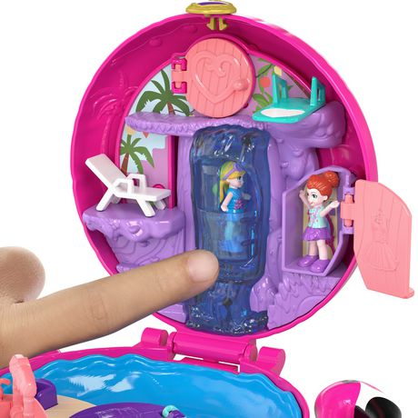 Polly Pocket Big Pocket World, Flamingo - image 5 of 6