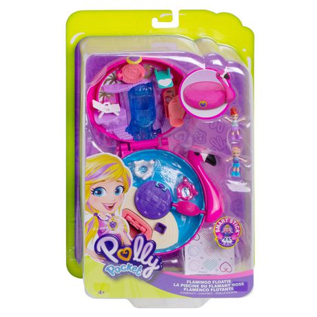 Polly Pocket Big Pocket World, Flamingo - image 6 of 6
