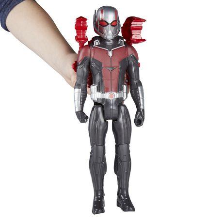 Marvel Ant-Man and the Wasp - Titan Hero Series - Ant-Man avec port Titan Hero Power FX - image 5 de 7