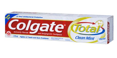 essay on colgate total toothpaste Be totally ready with colgate total® gel toothpaste leave your mouth feeling fresh and clean while helping to prevent plaque, gingivitis, cavities, and more.