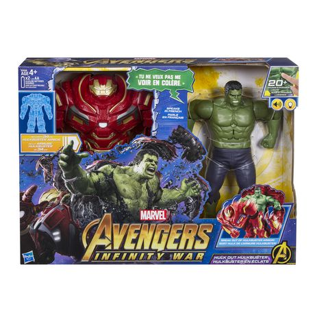 Marvel Avengers: Infinity War Hulk Out Hulkbuster (French)