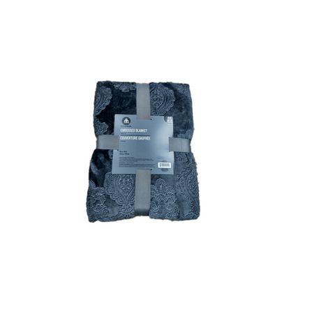 hometrends Micro Plush Blanket - image 1 of 1