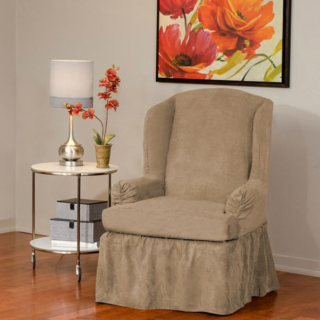 photo wingback of cheap sofa slipcovers chair wing slipcover x att inspirations design