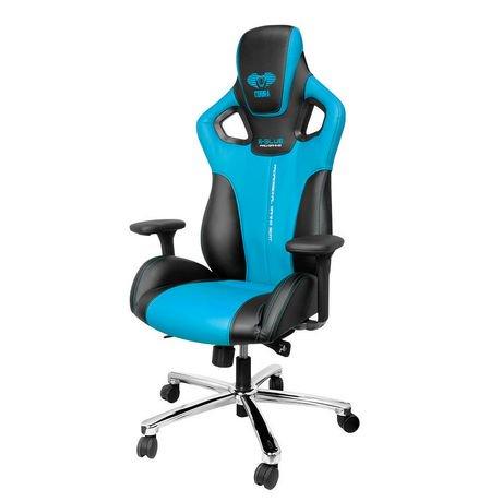 E Blue Cobra Blue Gaming Chair Walmart Canada