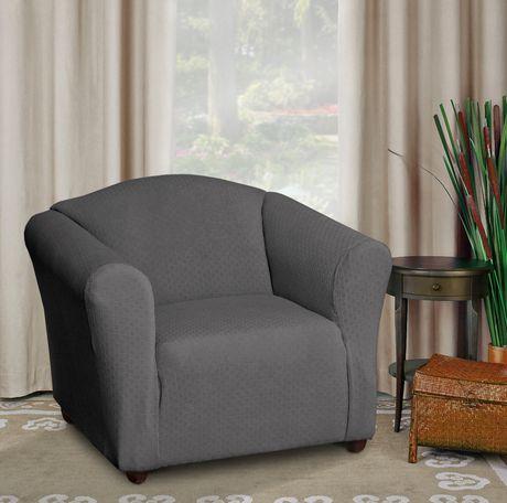Housse extensible pour fauteuil piccadilly de sure fit for Housse panier epicerie