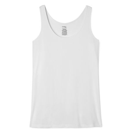 George Plus Women's Ribbed Tank - image 6 of 6