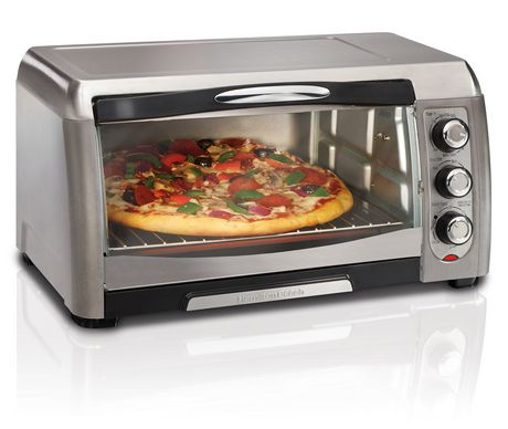 Hamilton Beach 6 Slice Toaster Oven by Hamilton Beach