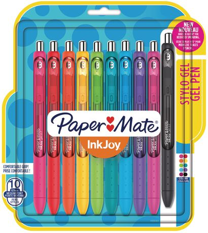 Paper Mate InkJoy Medium Point 0.7mm Assorted Colors Gel Pens - image 1 of 1