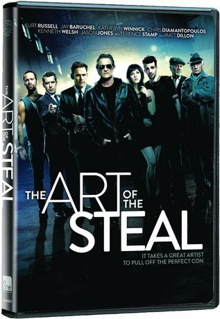Art of the Steal, The - image 1 de 1