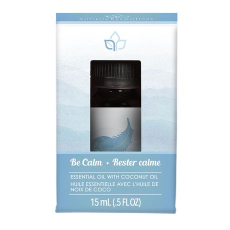 Simply Essentials Be Calm Essential Oil Blend - image 1 of 1