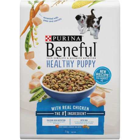 Beneful puppy chow