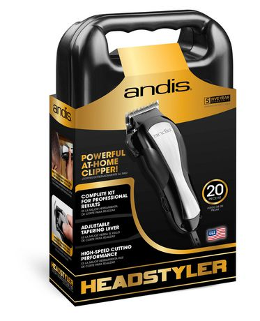 Andis Headstyler Hair Clipper Kit, 20 Pieces | Walmart.ca