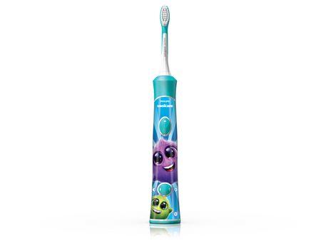 Philips Sonicare Brosse à dents sonique électrique pour enfants avec BluetoothMD intégré - HX6321/02 - image 4 de 4