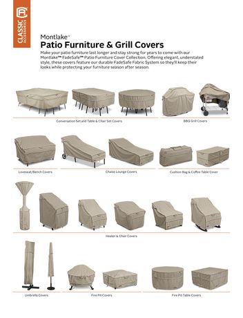 Peachy Classic Accessories Montlake Fadesafe Adirondack Patio Chair Cover Heavy Duty Outdoor Furniture Cover With Waterproof Backing 55 671 016701 Rt Download Free Architecture Designs Scobabritishbridgeorg