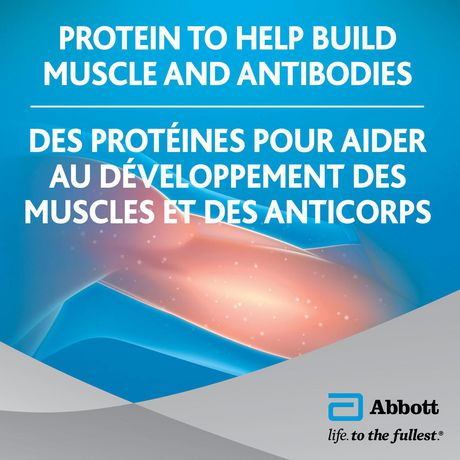 Remplacement de repas Proteine d'Ensure sans gluten de nutrition avancée à saveur de vanille - image 2 de 2