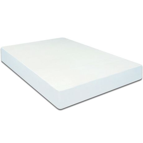 Spa Sensations 8 Inch Mattress With Memory Foam