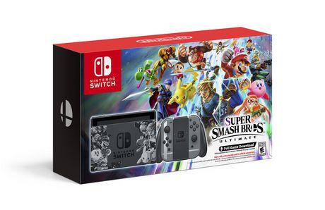 Nintendo Switch™ Super Smash Bros.™ Ultimate Edition (Nintendo Switch) by Nintendo