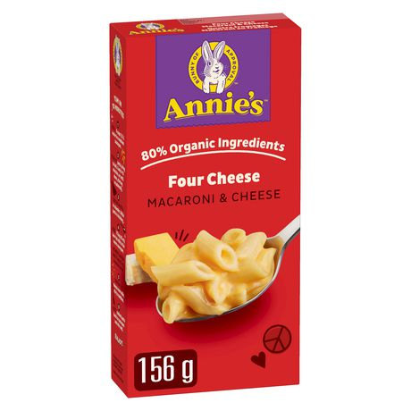 Annie's Homegrown Four Cheese Macaroni & Cheese - image 1 of 7