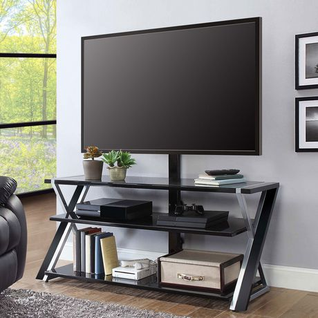 "Whalen Xavier 3-in-1 TV Stand for TVs up to 70"" - image 1 of 9"