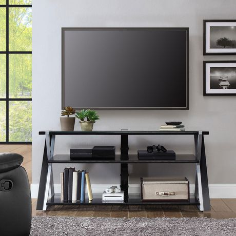 "Whalen Xavier 3-in-1 TV Stand for TVs up to 70"" - image 2 of 9"