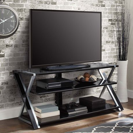 "Whalen Xavier 3-in-1 TV Stand for TVs up to 70"" - image 3 of 9"